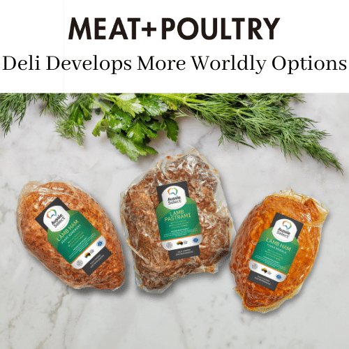 Meat + Poultry Deli Aussie Select