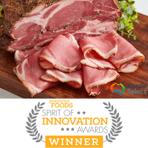 Prepared Foods Spirit of Innovation Awards Aussie Select Pastrami